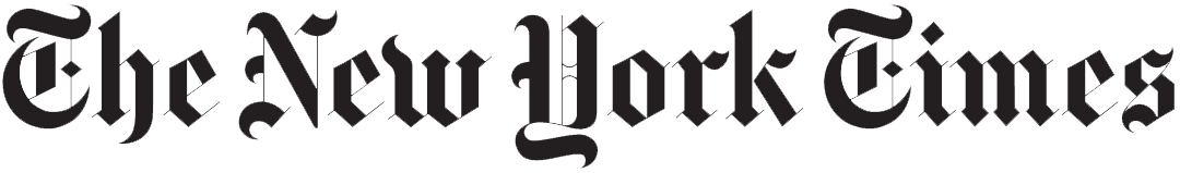 Image result for ny times logo transparent
